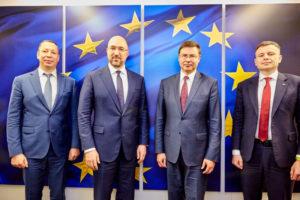Україна підписала угоду на отримання 1,2 млрд євро макрофінансової допомоги від ЄС