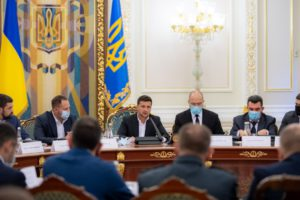 Президент наголосив на необхідності підготовки чіткого плану реалізації об'єктів #Великогобудівництва на наступний рік