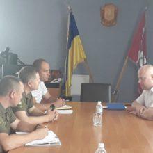 Черкаська РДА здійснює шефство над військовою частиною 3061 Національної гвардії України
