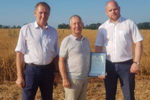 Для аграріїв Черкаського району розпочався важливий період – збирання врожаю