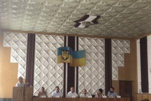 Засідання колегії Черкаської РДА