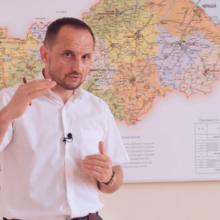 Роман Боднар про відновлення територіальних доріг на Черкащині