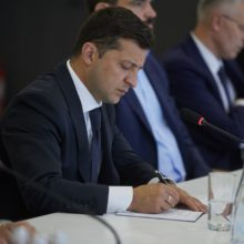 Президент представив нового очільника Черкащини