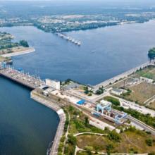 На Канівській ГЕС планують побудувати майданчик габаритно-вагового контролю