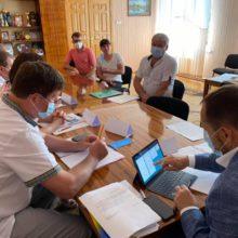 Роман Боднар з робочим візитом відвідав Тальнівщину