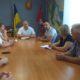 Голова РДА Володимир КЛИМЕНКО провів робочу зустріч з перевізниками району
