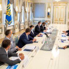 Ми завжди підтримуємо проекти, які надають робочі місця та підвищують імідж України – Президент на зустрічі з інвесторами