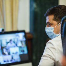 Адаптивний карантин може стати більш дієвим для контролю поширення коронавірусної інфекції – нарада під головуванням Президента