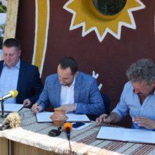 """Німецькі меценати інвестують у відновлення заповідника """"Трипільська культура"""""""