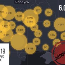 Новий антирекорд. В Україні зафіксували 1318 нових випадків COVID-19