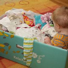 """Як отримати грошову компенсацію за """"Пакунок малюка"""""""