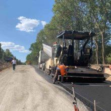 На Черкащині розпочали реконструкцію мосту, який не ремонтували майже 60 років