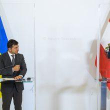 """Глава держави: Проект """"Північний потік – 2"""" у майбутньому стане серйозним викликом енергетичній безпеці Європи"""
