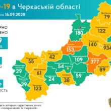 +51 нових випадки COVID-19 зафіксували в області за добу