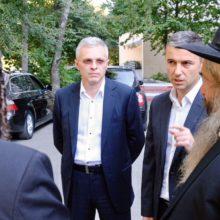 Ізраїльські благодійники передали Уманській лікарні 2,5 млн грн для облаштування ПЛР-лабораторії