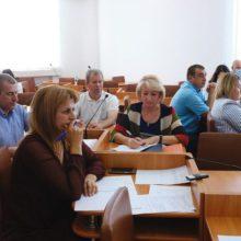 Антирейдерський штаб роглянув проблему черкаських перевізників