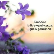 Привітання голови Черкаської РДА Володимира КЛИМЕНКА із Всеукраїнським днем дошкілля