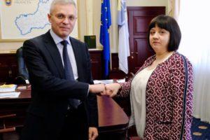 Командне поповнення: Кабмін погодив кандидатуру заступниці голови ОДА