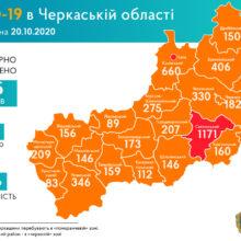 Сергій Сергійчук про епідситуацію в області 20 жовтня