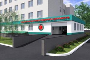 #Великебудівництво: Сергій Сергійчук перевірив хід реконструкції приймального відділення обласної лікарні
