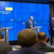 Президент: Україна чітко виконує всі критерії у межах безвізового режиму з ЄС