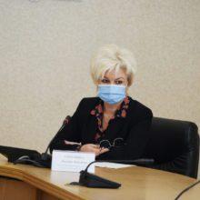«Маємо позитивну тенденцію до зменшення захворілих дітей на COVID в освітній галузі», – Оксана Сімушіна