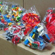 Перші класи Черкащини отримали майже 980 ігрових наборів LEGO Play Box