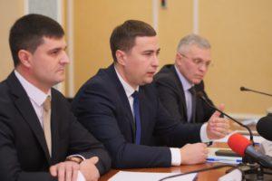 «Саме з Черкащини розпочалася земельна реформа у нашій державі», – голова Держгеокадастру Роман Лещенко