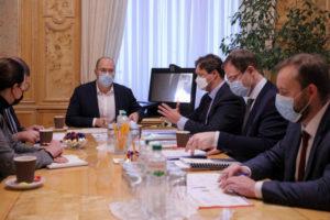 Денис Шмигаль: Уряд підтримує приватизацію держпідприємств та курс на скорочення участі держави в економіці