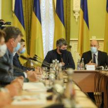 Прем'єр-міністр: Україна не зверне з європейського шляху, адже це ключовий пункт суспільного договору