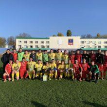 «Темп» Хутори – володар Суперкубка Черкаського району з футболу 2020