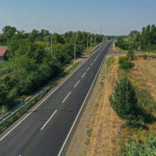 107 кілометрів автомобільних доріг відремонтували цього року на Черкащині