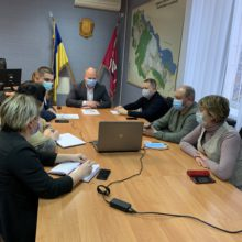 Голова Черкаської РДА взяв участь у селекторній нараді