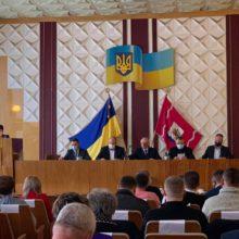 Відбулася перша сесія Черкаської районної ради VIII скликання
