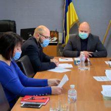 Відбулося засідання колегії Черкаської районної державної адміністрації.