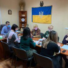 Засідання районної комісії з питань захисту прав дитини