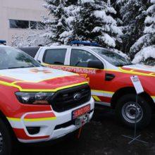 Черкаським рятувальникам передали спеціальні автомобілі (фото)