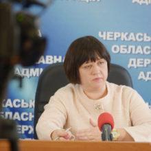 Лариса Кошова про проведення кампанії з вакцинації проти COVID-19 на Черкащині