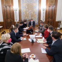 Президент утворив Раду з питань сприяння розвитку малого підприємництва. На першому засіданні домовлено якнайшвидше підготувати рішення щодо проблемних питань бізнесу