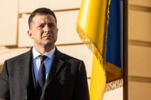 Володимир Зеленський про річницю саміту «Нормандської четвірки» в Парижі: Україна показала всьому світу, що зацікавлена у мирі, але рух має бути двостороннім