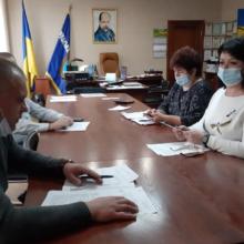 Рівень підтримки атовців Черкащини обговорили на колегії обласного Департаменту соцзахсту