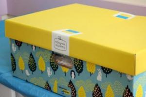 Пологові Черкащини отримають перші цьогорічні «пакунки малюка» до кінця тижня