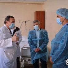 Черкаський онкологічний диспансер очолив процес розвитку трансплантації, – Олександр Скічко