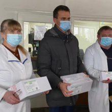 Черкащина – перша область в Україні, яка вже отримала вакцину, – Олександр Скічко