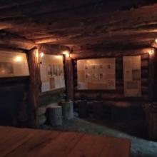 Смілянські лісівники відновили музей-землянку легендарного партизанського загону