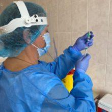 Вакцинувалися від коронавірусу в області 11 059 черкащан