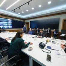 Допомога бізнесу й людям під час посилення карантинних заходів: в Офісі Президента провели засідання президії Конгресу місцевих та регіональних влад