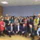 Колектив чоловіків Черкаської районної державної адміністрації привітав колег з 8 Березня