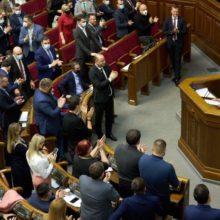 Без мандата. ВРУ підтримала заяву Олександра Скічка про складання депутатського мандата