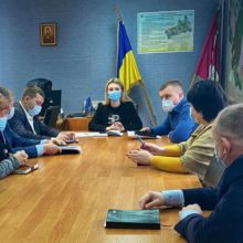 Відбулася робоча нарада щодо основних напрямів життєдіяльності Черкаського району
